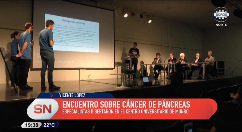 El hackaton Pancreas innovation Kick-Off en los medios.