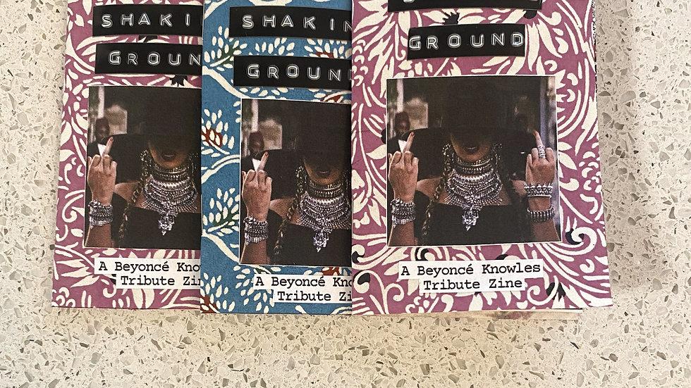 Shaking Ground: A Beyoncé Knowles Tribute Zine