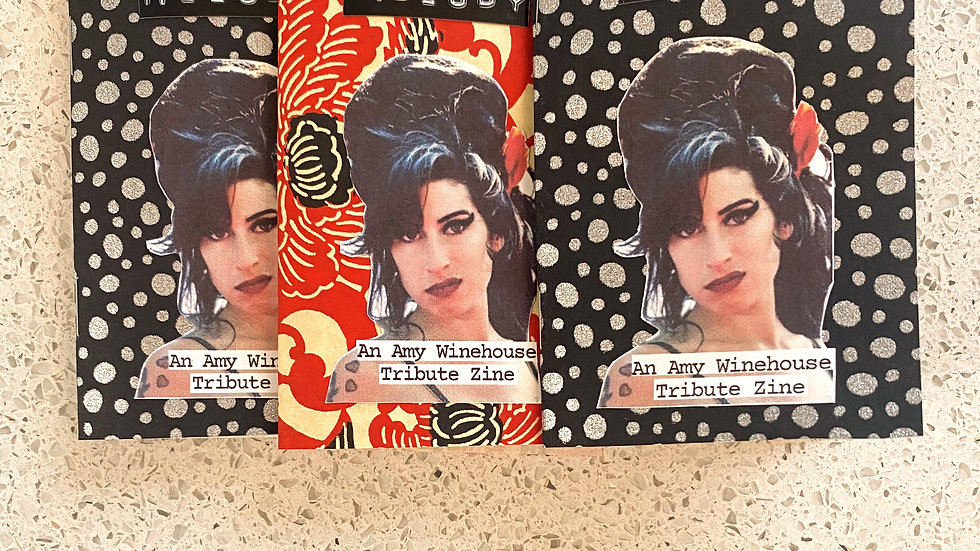 Unchained Melody: An Amy Winehouse Tribute Zine