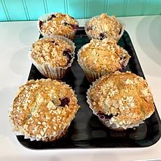 Dozen Jumbo Muffins