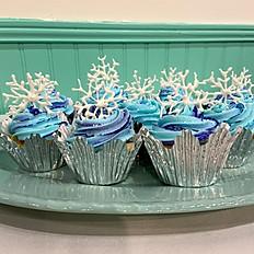 Half Dozen Regular Cupcakes
