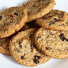 Oatmeal/ Oatmeal Raisin Cookies