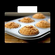 Half Dozen Regular Muffins