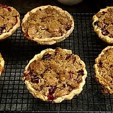 Fruit Torte Hand Pie