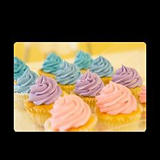 Dozen Jumbo Cupcakes