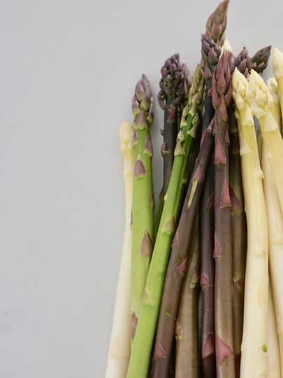 Local Bickley valley asparagus