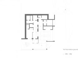 first floor below ground