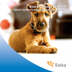 Evira – Eläintuontiesite