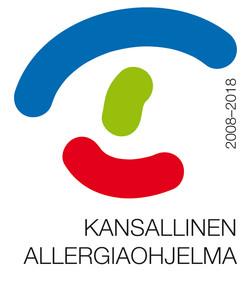 Kansallinen Allergiaohjelma -tunnus
