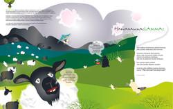 Harvahammaslammas, ks. lisää www.marsapihlaja.com