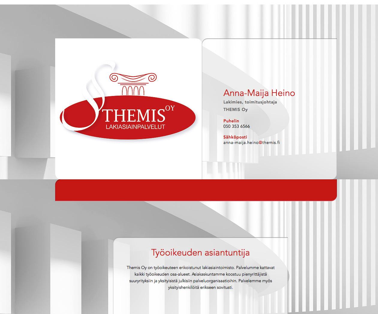 Themis.fi-nettisivusto