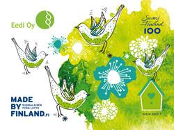 Eedi (Edistia), Made in Finland -kampanjaesite