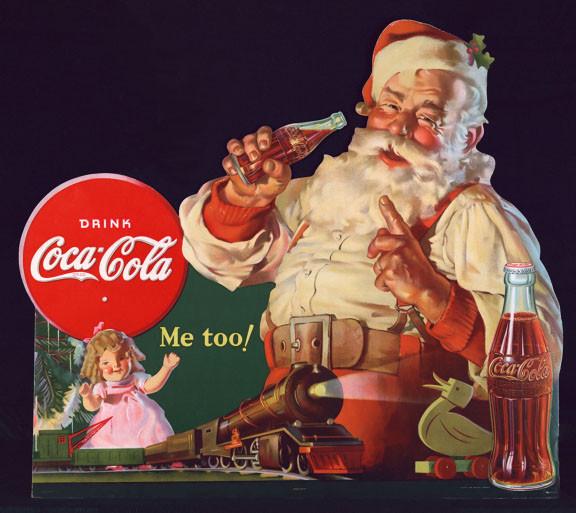 Me too! Coca-Cola.