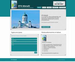 ktx-metalli.com-nettisivut