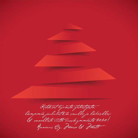 Joulukortti | MarsaMatti
