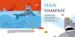 Eläinten maa, aukeama, ks. lisää www.marsapihlaja.com