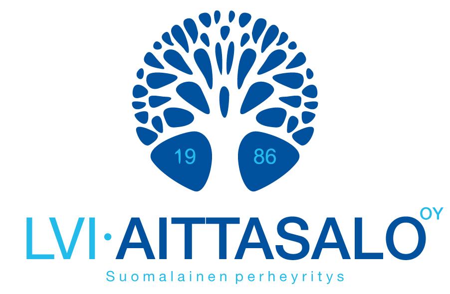 LVI-Aittasalo logo