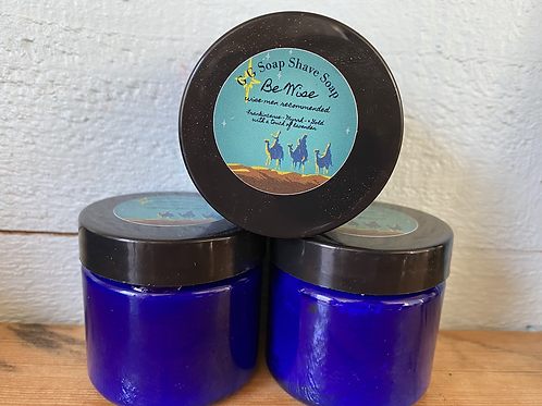 Be Wise Shave Soap (Small)