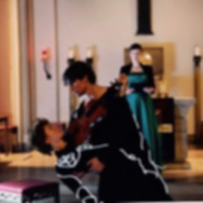 #duet #tanzkonzert #dancers #violine #da