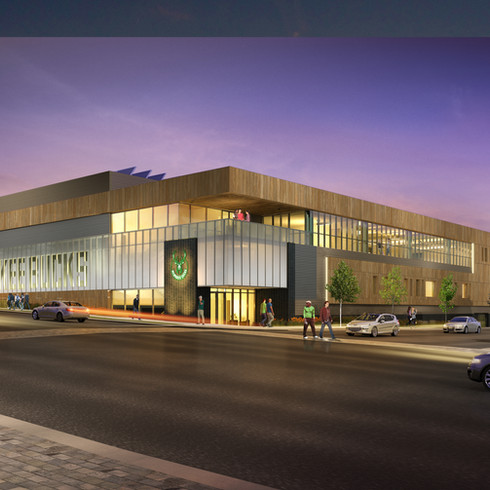 Milwaukee Bucks Training Center