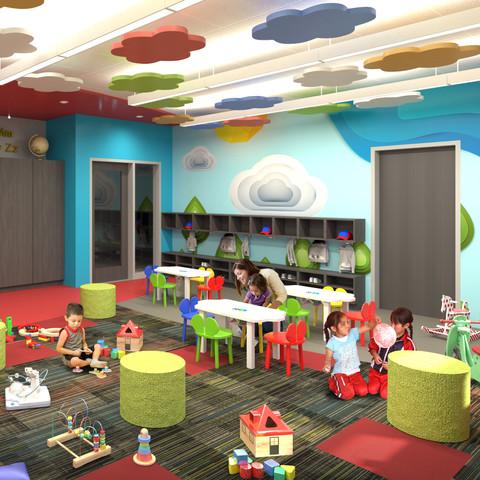 UCC Daycare Classroom