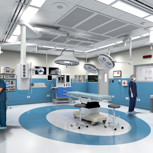 Johnson Controls Operating Room Showcase