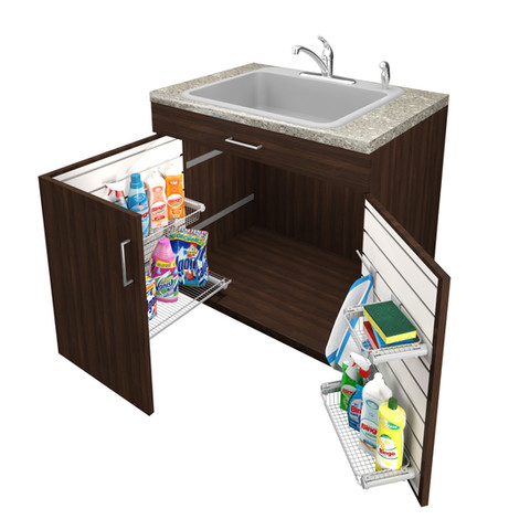 Cabinet Slatwall products