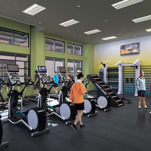 Synergy Fitness Room