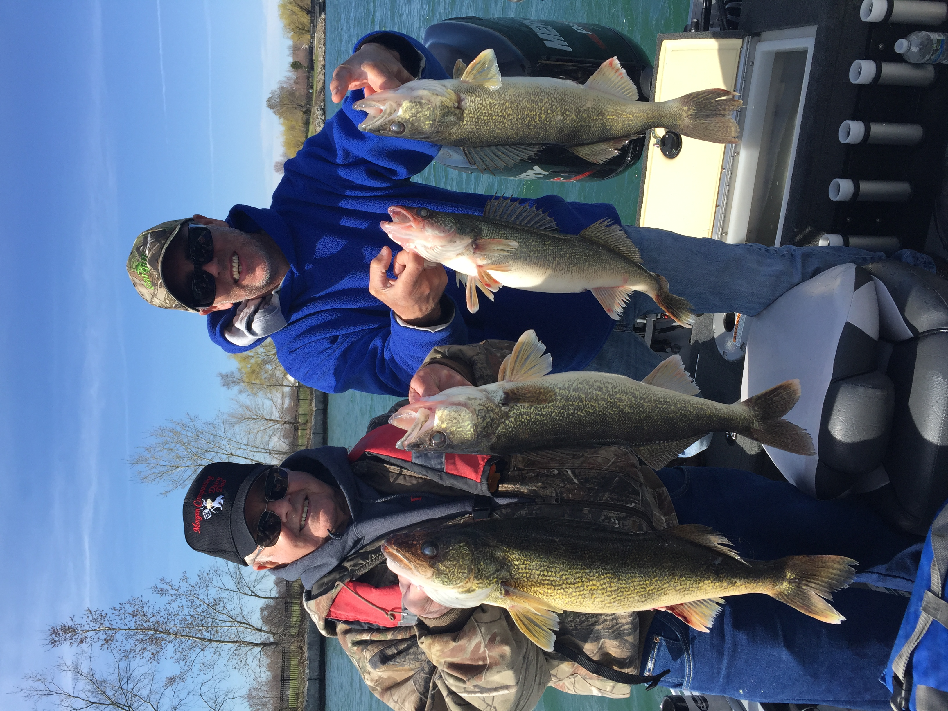 Detroit River Walleye