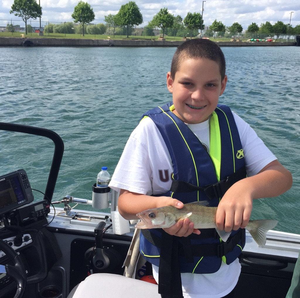 Kids / Family Charter Detroit River