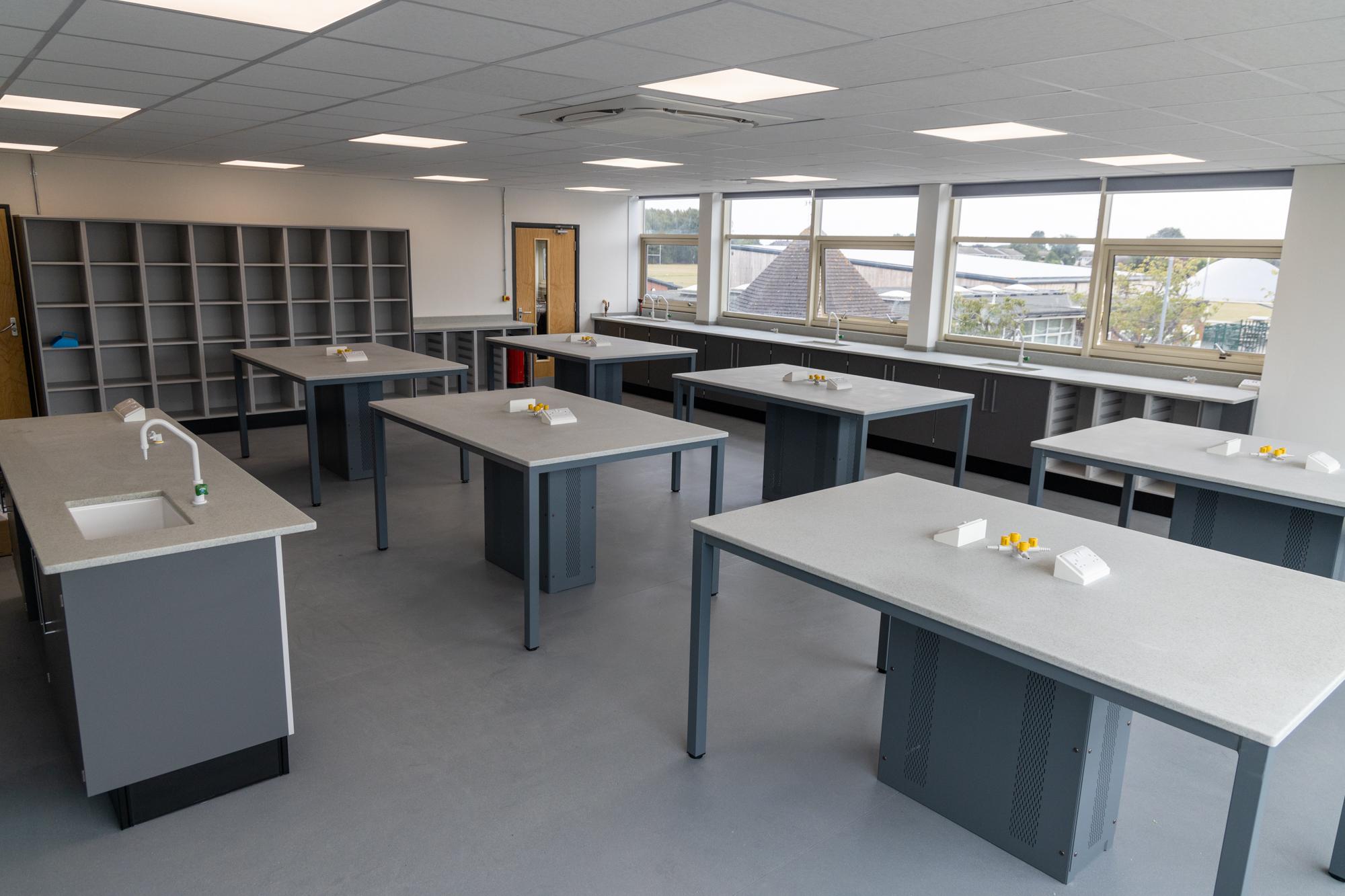 Shield Education Refurbishment