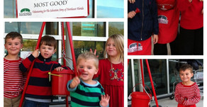 Salvation Army - Bell Ringing