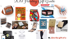 #tipTuesday - 2019 Holiday Gift Guide