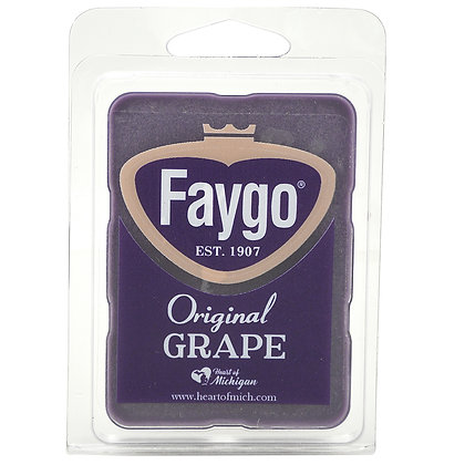 Faygo Grape Soda Wax Melt
