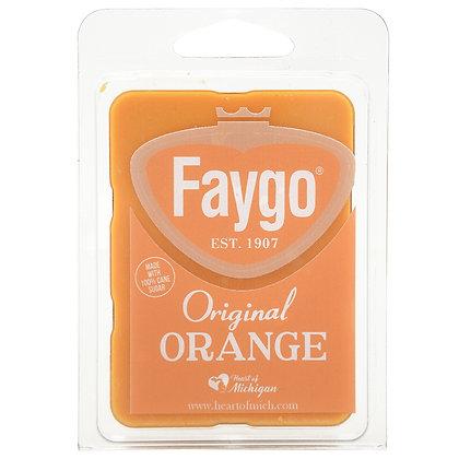 Faygo Orange Soda Wax Melt