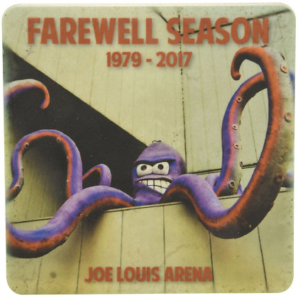 Al's Farewell Season Tile Coaster