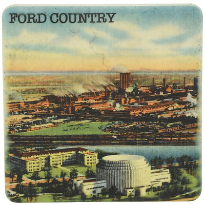 Ford Country Tile Coaster