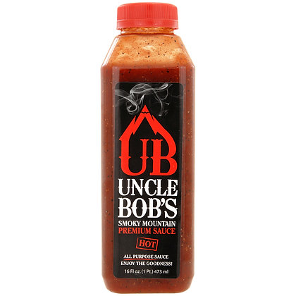 Uncle Bob's Smoky Mountain Premium All Purpose Hot Sauce