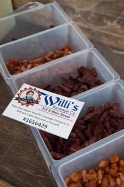 Willi's Free Samples