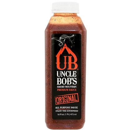 Uncle Bob's Smoky Mountain Premium Original Sauce