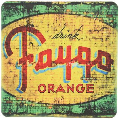 Faygo® Mural Tile Coaster