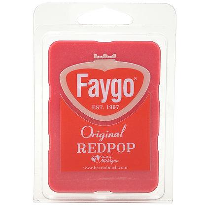 Faygo Red Pop Wax Melt