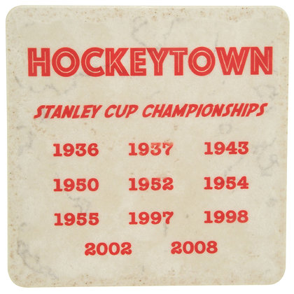 Stanley Cup Championship Tile Coaster