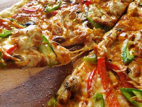 פיצה בסגנון תאי