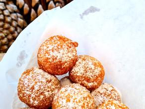 כדורי בטטה פריכים  ขนมไข่นกกระทา                     Khanom Khai Nok Krata
