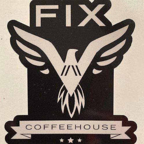 FIX Sticker