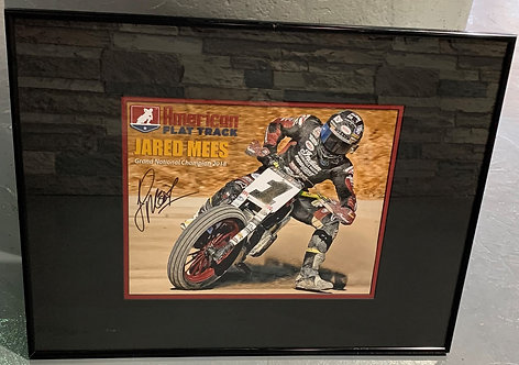 Jammer Framed Art AND Indian Motorcycle Jersey