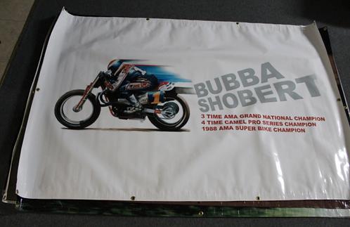 Banner 4' x 6' - Bubba Shobert