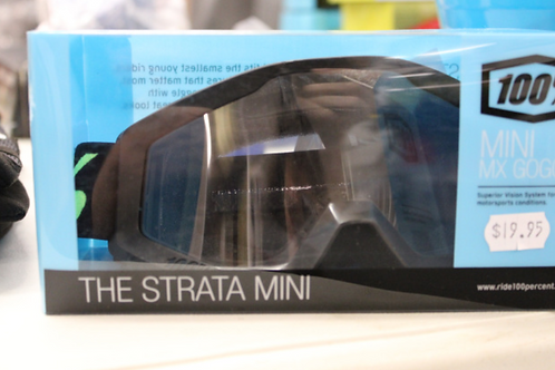 Strata Mini Goggles **AVAILABLE AT CHARITY TENT**