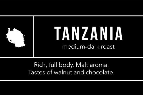 Tanzania Mediuam-Dark Roast